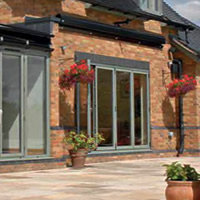 Bi-Folding Doors Christleton